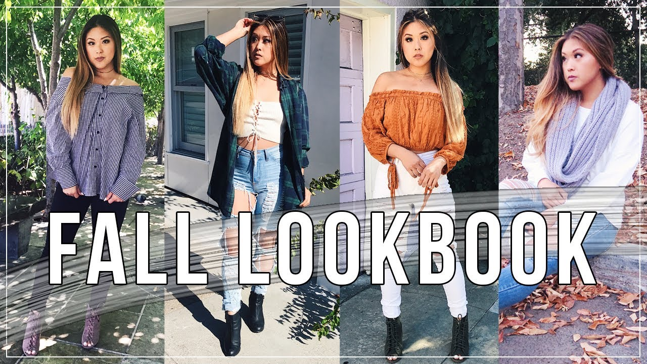 FALL LOOKBOOK #1 | 4 Fall Outfits in SF | xomelrous 8