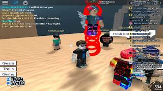 Roblox Live Stream! + Live Chat!