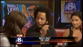 Boots Riley on Cleveland's Fox 8