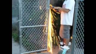 Universal Fence- Grinding Hinge
