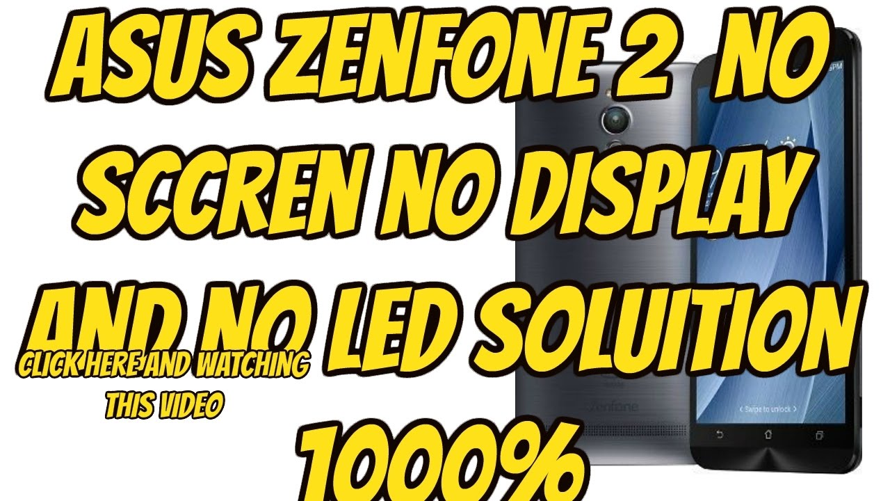 100 Fix Asus Zenfone 2 Ze55ml Ze550ml Hard Brick No