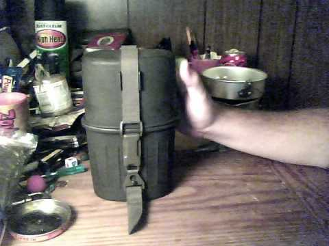 Canteen/Mess Kit Review