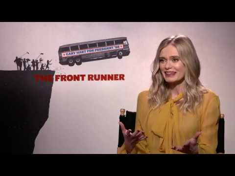 Sara Paxton Gets Involved With 'The Front Runner' September 24, 2018