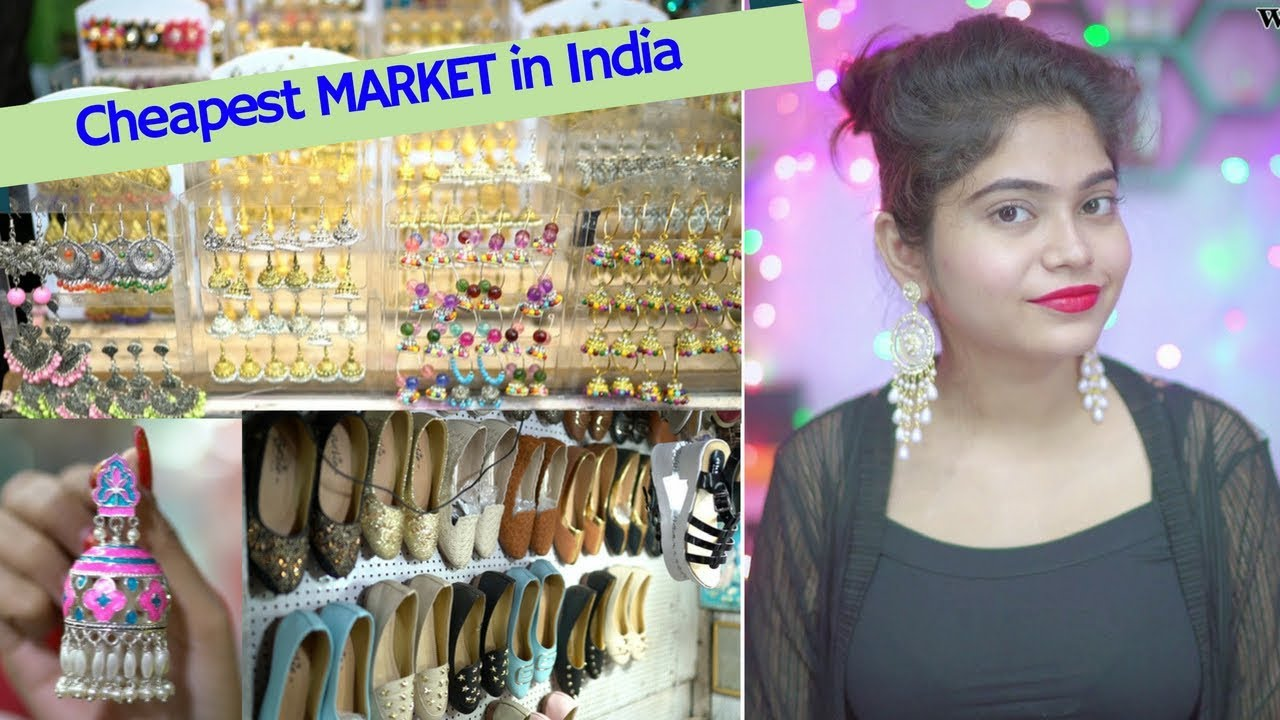 Cheapest Street Shopping | Hatibagan Haul | Best Jewelry & Shoe Market | Exploring Hatibagan Mar