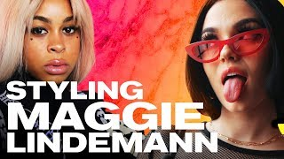 Maggie Lindemann Makeover Challenge! ~ NAYVA Ep #20 ~ BEAUTY & FASHION EVERY WEEK