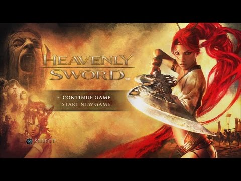 PS3 Longplay [065] Heavenly Sword (part 1 of 3)
