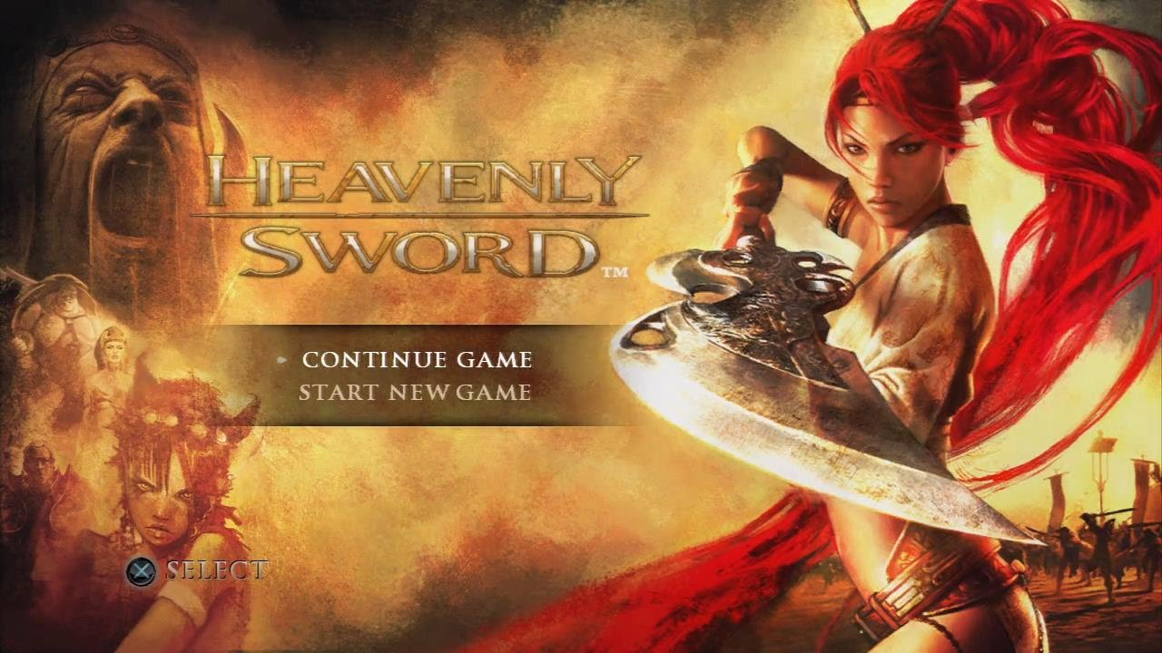 Heavenly Sword For Ps3 Game Reviews