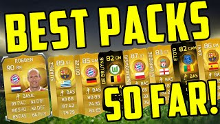 FIFA 15 - MY BEST PACKS FT. SUAREZ, ROBBEN AND MORE! (FIFA 15 ULTIMATE TEAM) Thumbnail