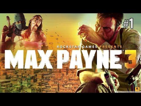 Twitch Livestream | Max Payne 3 Part 1 [PC]