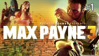 Twitch Livestream | Max Payne 3 Part 1 [PC]