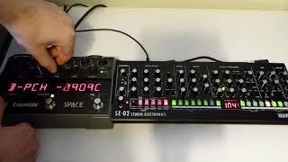 Roland SE02 & Eventide Space