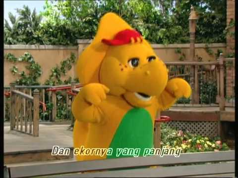 Barney & Friends - Pets Subtitel Indonesia [Full Episode]