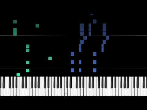 A HA   TAKE ON ME PIANO TUTORIAL