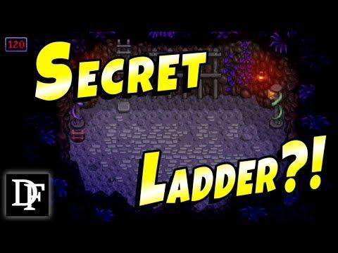 Mine 120 Secret Ladder Where Does It Go Stardew Valley
