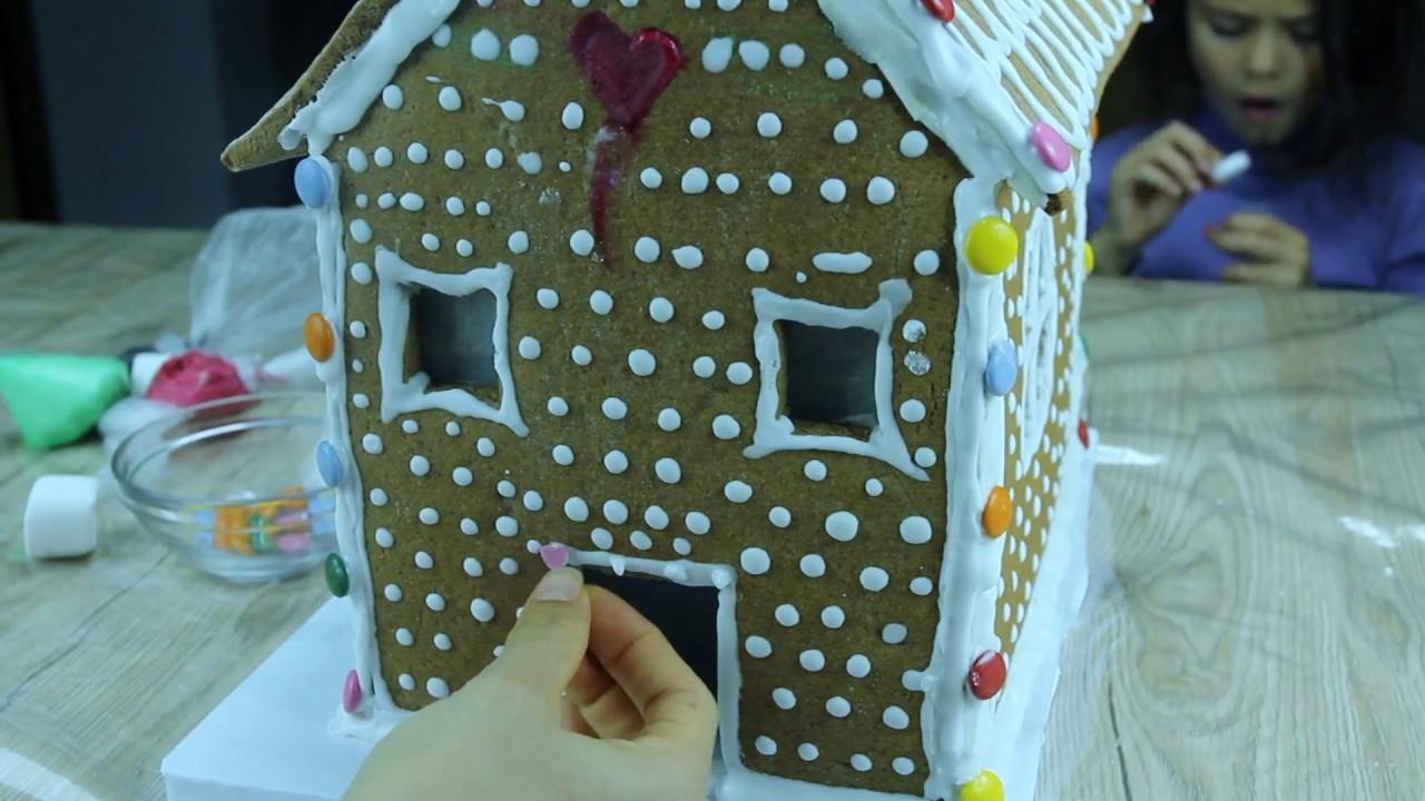Casa de jengibre lebkuchenhaus realmente delicioso - Casa de jengibre ikea ...