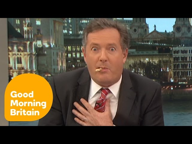 Piers Morgan SLAMS Madonna For Threatening To Blow Up the White House | Good Morning Britain