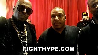 NAUGHTY BY NATURE DOWN WITH G.T.D., GERVONTA DAVIS; GIVE HIM