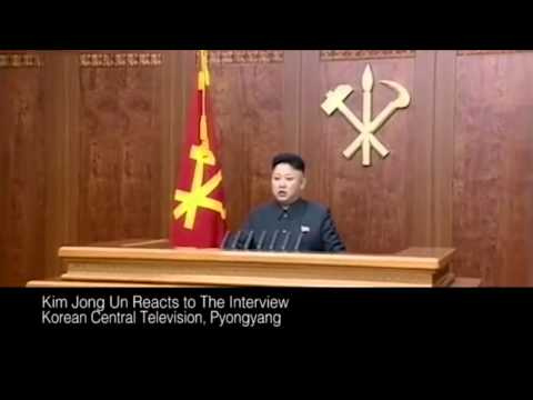 Kim Jong Un Reacts to The Interview