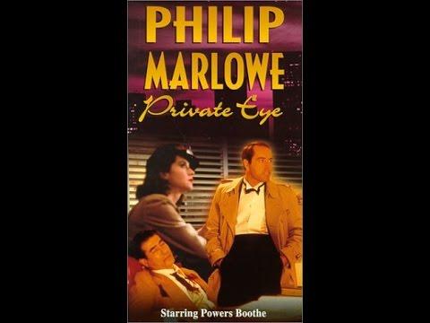 Detektiv Marlowe  Mučivy vitr