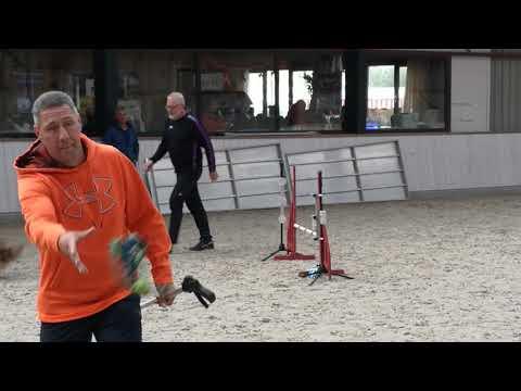 Plezier op NSV agility Clubmatch 2018