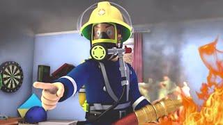Feuerwehrmann Sam Deutsch | Größtes Feuer - den Tag retten  🚒Zeichentrick für Kinder