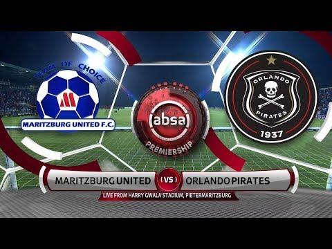 Absa Premiership 2018/19 | Maritzburg United vs Orlando Pirates