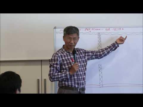 Rev.Dr. U Ba Oo - - Approaching Kingdom on Earth - -  Augsburg, Germany , part { 1 }, 15 06 2017