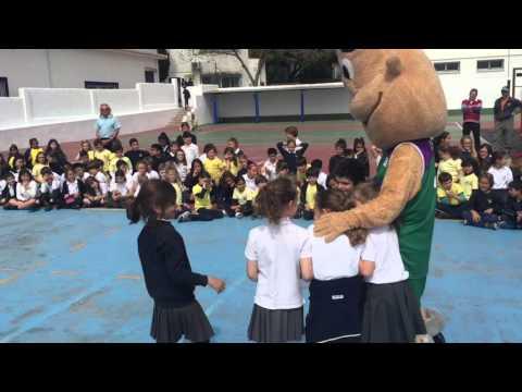 El Deporte Es Vida en Sunny View School