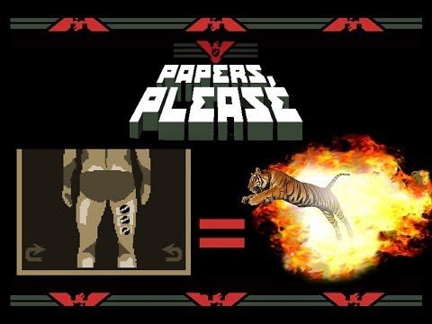 Kolechia's Leg Bombs Explode Like Wild Tiger (Papers, Please)