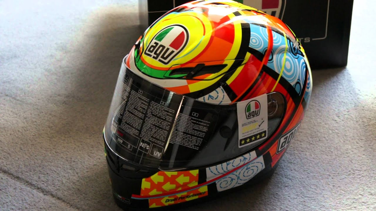 Agv Ducati Rossi