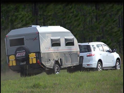 Australian Off Road Matrix: Caravan Review