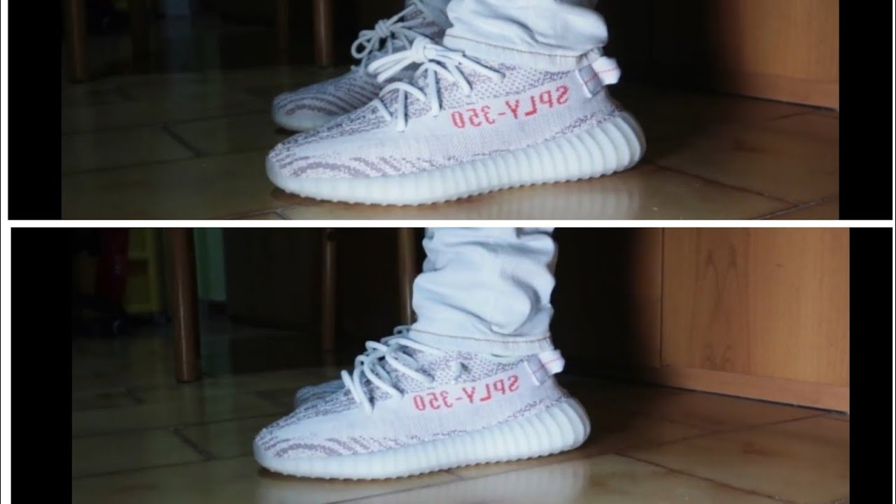 f102520023193 COME ALLACCIARE LE YEEZY BOOST 350 V2   HOW TO LACE YEEZY BOOST 350V2