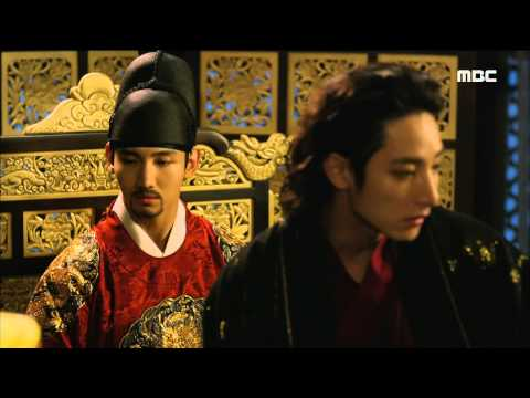 [Scholar Who Walks The Night] 밤을 걷는 선비 15회 - Shim Chang-min is humiliated 20150826