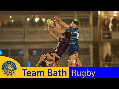 BUCS Super Rugby Anniversary Game – Team Bath 12 Loughborough University 27