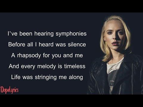Symphony - Clean Bandit feat. Zara Larsson (Lyrics)(Madilyn Bailey Cover)