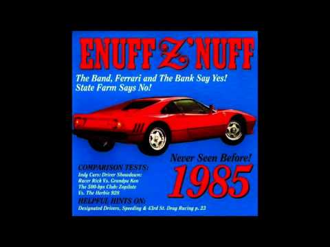 Enuff Z'Nuff - 1985 (Full Album)