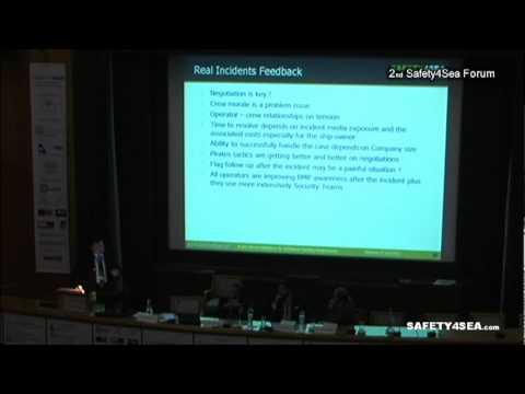 2011 SAFETY4SEA Forum - Apostolos Belokas