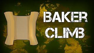 Runescape 2007 Clue Chiper BAKER CLIMB SOLVED