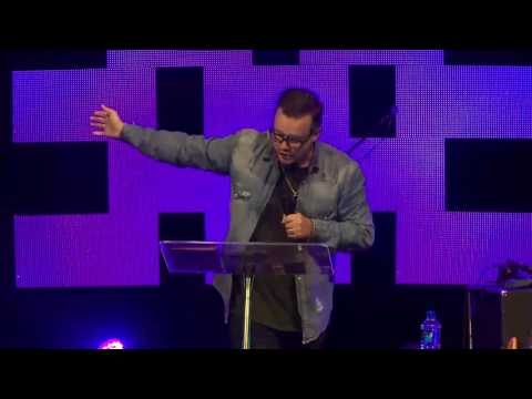 "David Hall Preaching in Auckland, New Zealand - ""Knowing the Wonders of His Person"""