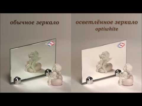 Зеркала Optiwhite - отличия от обычных зеркал