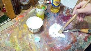 Белила своими руками. Технические советы в масляной живописи