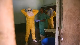 Ebola surges again in central Africa