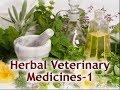 Herbal Veterinary Medicine Part 1