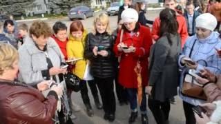 Агрыз голосует за Казань!