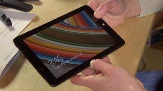 Insignia 8 Flex Tablet from Best Buy Review - $99 Full Windows Tablet vs. HP Stream 7