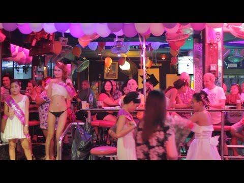 Pattaya Nightlife ★ Soi 6 & 7 ★ 2016