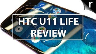 HTC U11 Life Review: Familiar Face, New Talents