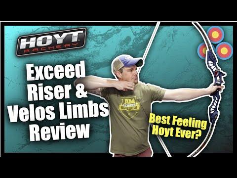 Hoyt Exceed Riser