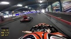 On-Board Karting 2016: East Belgium Karting Center 29-07 (heat 20:15)