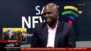 Analysis of Zuma's first day at state capture: Levy Ndou(Part 2)